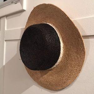 Zara straw hat